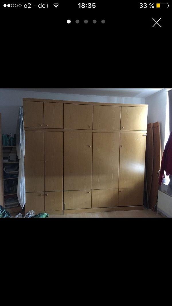 schrankbett klappbett 140 gebraucht kaufen nur 3 st bis. Black Bedroom Furniture Sets. Home Design Ideas