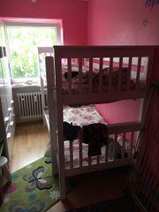 Kinderstockbett + Kleiderschrank
