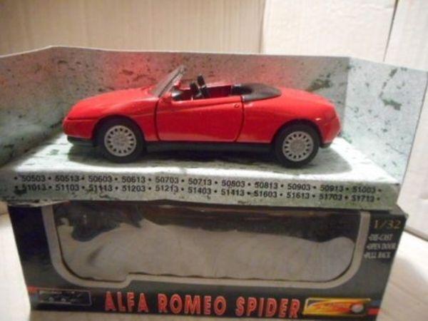 Alfa Romeo Spider » Alfa Romeo-Teile