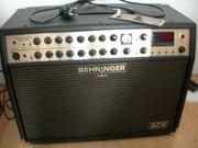 Behringer Gitarrenverstärker Ultracoustic