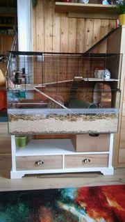 Artgerechter Hamsterkäfig / Nagerkäfig