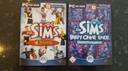 PC Game Die Sims - Pakete