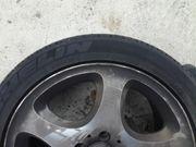 Niederquerschnittseifen und Felgen für Mercedes