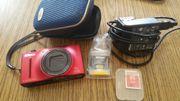 Nikon Coolpix Digitalkamera +