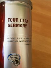 Wilson Tour Clay Germany 4er