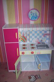 Kinderküche - Spielzeugküche aus Holz von