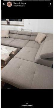 Wohnung ist neu mit Möbeln