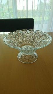 Kristallglasschüssel