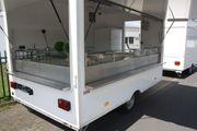 Imbisswagen FOODTRAILER NEU NEUWAGEN mit