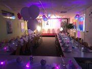 Räume für Geburtstag Weihnachtsfeier Seminare