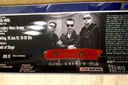 Depeche Mode Karte