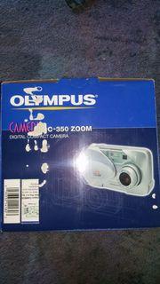 Fotokamera Olympus Digital