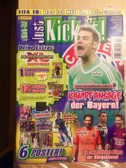 Just Kick it Magazin
