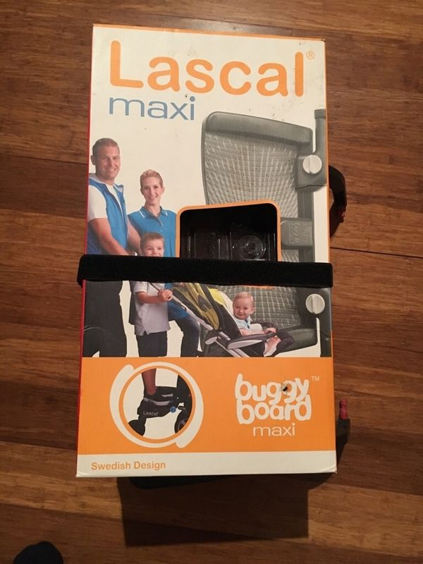 Buggy Board Maxi - Speyer - Biete Buggy Board Maxi in sehr gutem Zustand. Maximal 6 Monate benutzt. - Speyer