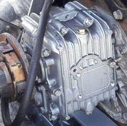 Bootswendegetriebe Bukh ZF5M
