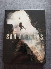 San Andreas - Steelbook (