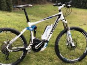 Haibike Xduro EQ Fully 2012