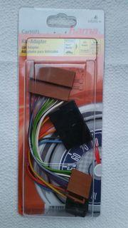 Hama 00045785 Kfz-Adapter ISO für