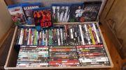 Blueray DVD Sammlung