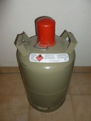 Gasflasche 11kg Propan