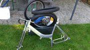Oldtimer Moped Rabeneick