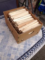 Anzündholz Anmachholz Brennholz