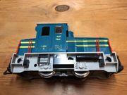 LGB 20605 Diesellok Schoema Autozug
