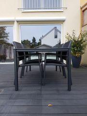 Tisch inkl. 6