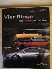 Vier Ringe die Audi Geschichte