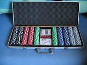 Pokerkoffer groß