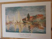 Claude Monet Regatta