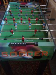 Tischkicker-Soccer