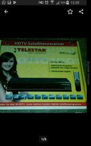 HDTV - Satellitenreceiver