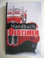 Handbuch Oldtimer - Komet Verlag - ISBN