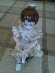 Porzellan Figur ROCERAM 16 cm