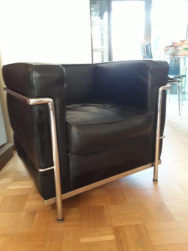 Corbusier liege gebraucht kaufen nur 4 st bis 65 g nstiger - Designermobel italien ...