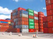 Seecontainer Lagercontainer FRANKFURT 12m 40Fuß