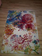 Schöner bunter Teppich 120x170 cm
