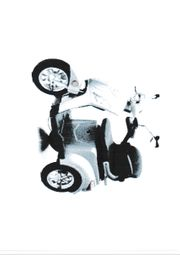 E-Rollstuhl Trike 3-rädrig Seniorenmobil