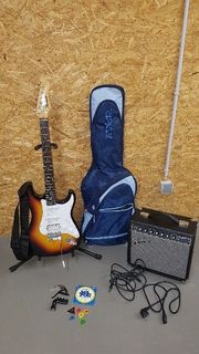 E-Gitarre Mansoon