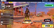 Fortnite Account PC PS4 Schwarzer
