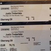 Justin Timberlake Hamburg