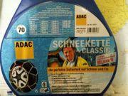 ADAC Schneeketten Classic Größe 70