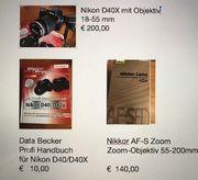 Nikon Digitalkamera mit