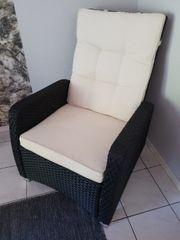 Sessel Rattan Outdoor geeignet