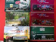 Modellauto LKW - Reklame Werbung Werbetruck -