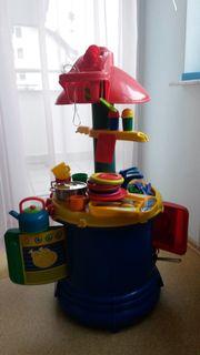 Kinderküche aus Kunststoff