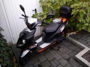 Motorroller Explorer Speed
