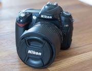 Spiegelreflexkamera (DSLR) Nikon