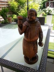 Mönsch aus Holz